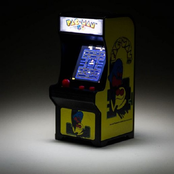 Pac-Man Fully Working Arcade Machine Keyring