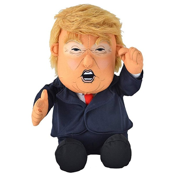 Donald Trump Plush Figure Doll