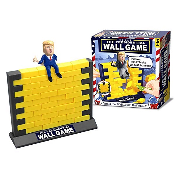 Donald Trump Wall Game
