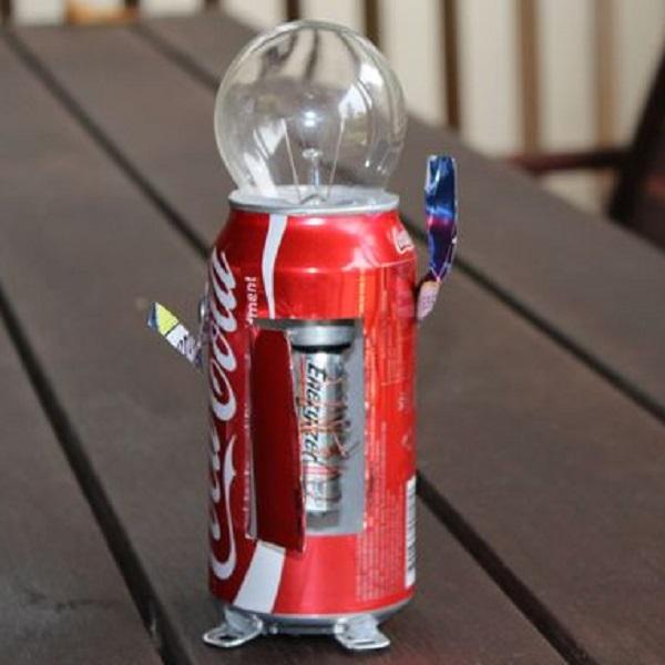 Coke-Cola Can Robot