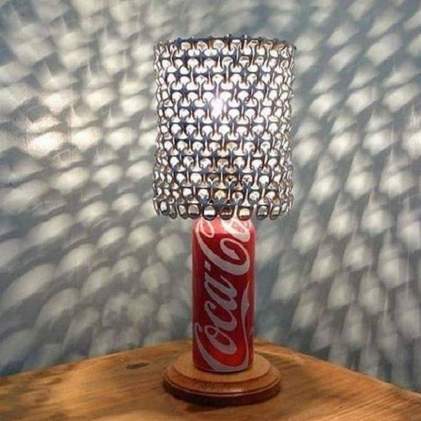 Coke-Cola Can Lamp