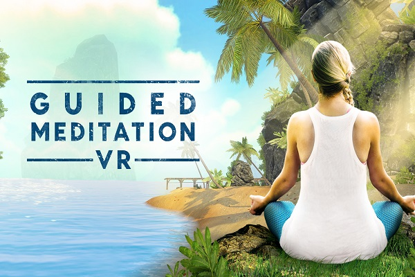 Guided Relaxation VR (Oculus Go)