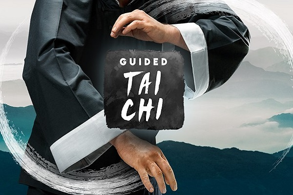 Guided Tai Chi (Oculus Quest)