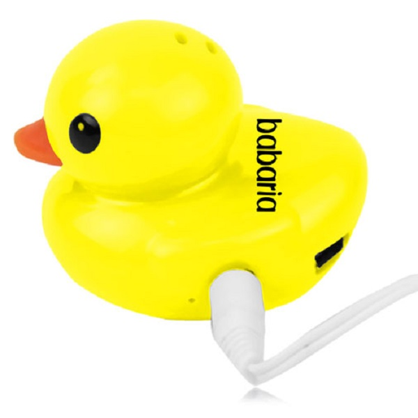 Rubber Duck Music Player