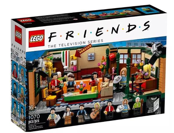 American Sitcom Friends - Lego Set