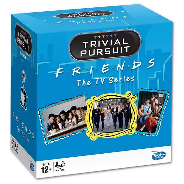 American Sitcom Friends - Trivial Pursuit - Friends Edition