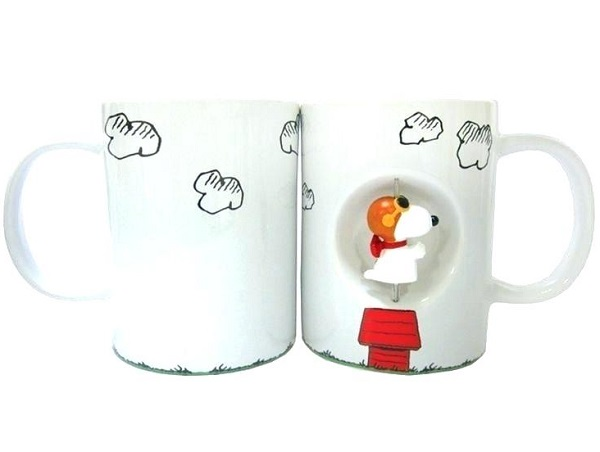 Snoopy Coffee Cup