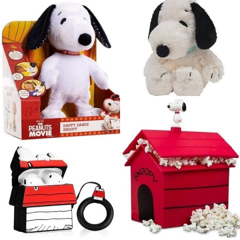 Ten Snoopy Gift Ideas For Those Who Loved Watching Charlie Brown