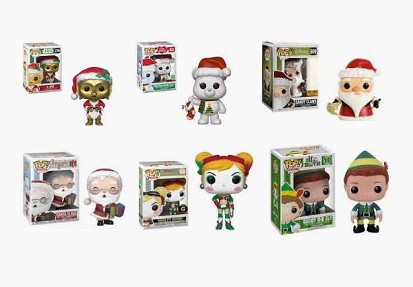 Collectable Christmas Funko Pop! Figures