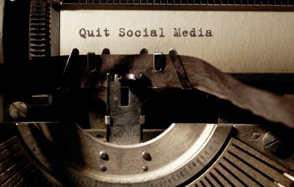 Next Year I will Quit Social Media!