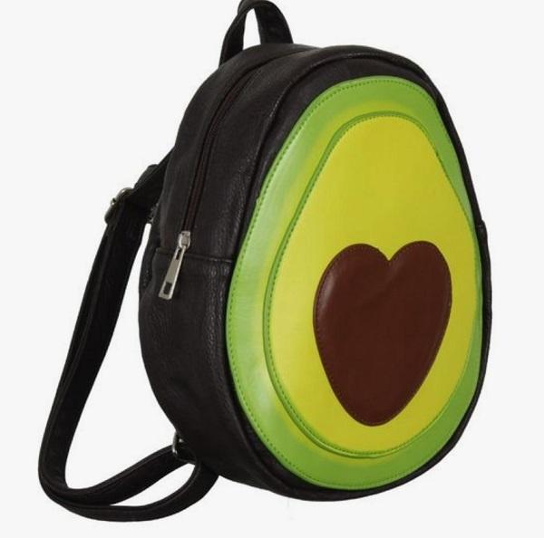 Avocado Carry Bag
