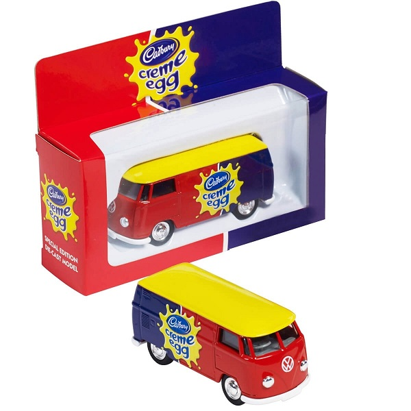 Cadbury's Creme Egg VW Van Collectable