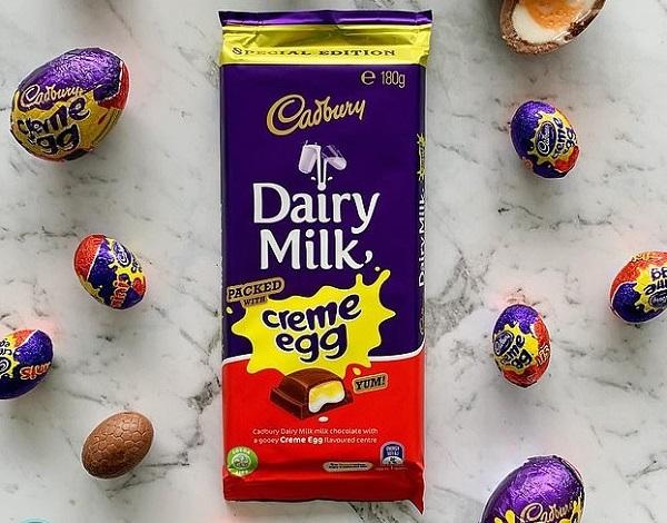 Creme Egg Chocolate Bar