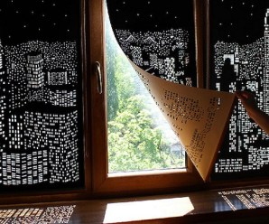 Ten of the Craziest and Most Amazing Roller Blinds You Will Ever See