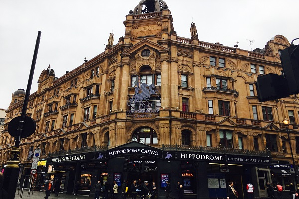Entertainment Venues in London - The Hippodrome