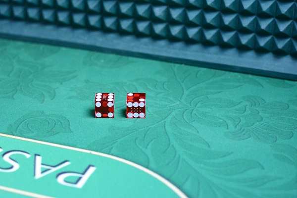 Craps and other dice games: