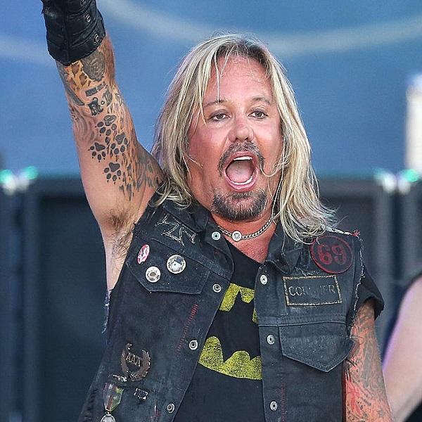 Celebrities That Got Away With Crime - Vince Neil