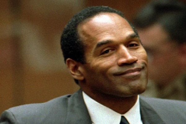 Celebrities That Got Away With Crime - O.J Simpson