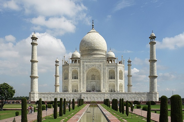 The Worlds Most Iconic Structures - Taj Mahal