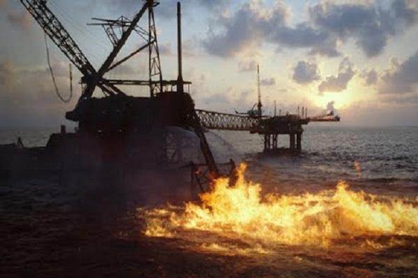 The Ixtoc 1 oil spill