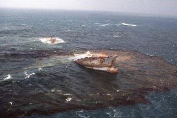 The Amoco Cadiz oil spill