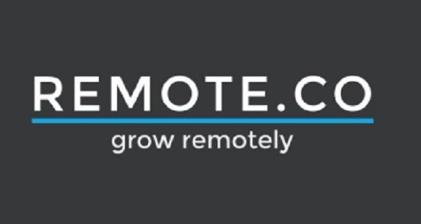 Remote.co - Remote Work Website