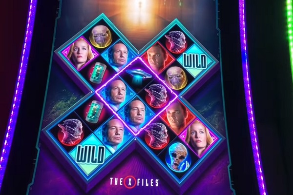 The X Files Slot Game