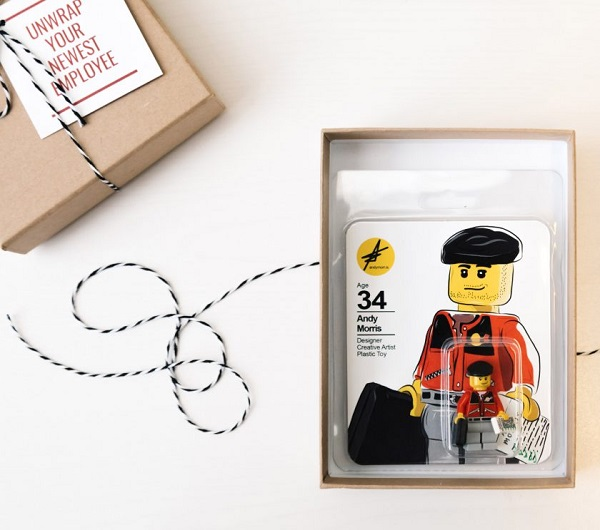 The Lego Resume
