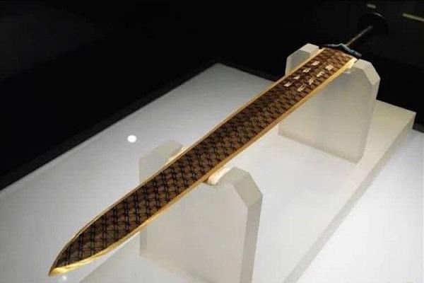 The Sword Of Goujian