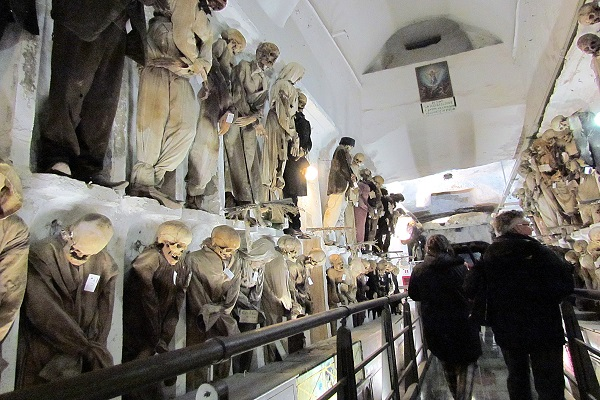 The Catacombs Of The Capuchins