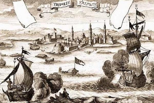 The Siege of Tripoli