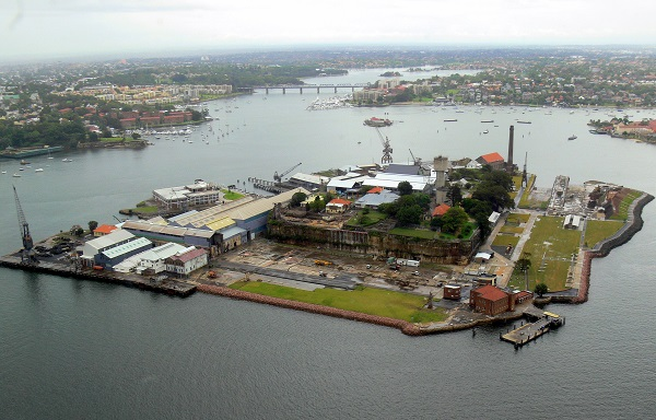 Cockatoo Island - Wonderful Spots You Should See In Sydney