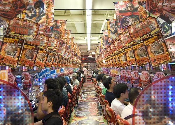 Reasons Why You Should Visit Japan - pachinko casino
