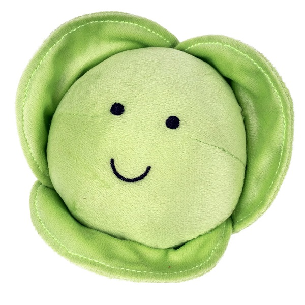 Plushie Sprout Dog Toy