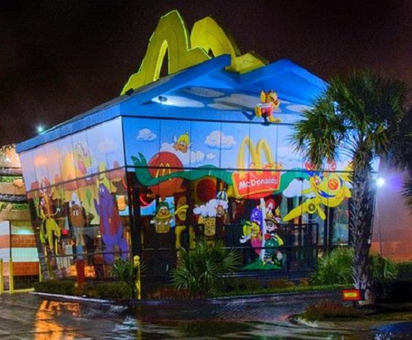 McDonald's, USA