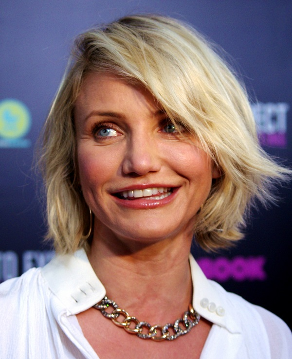 Did you know Cameron Diaz never took acting lessons?