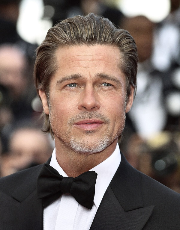 Did you know Brad Pitt never took acting lessons?