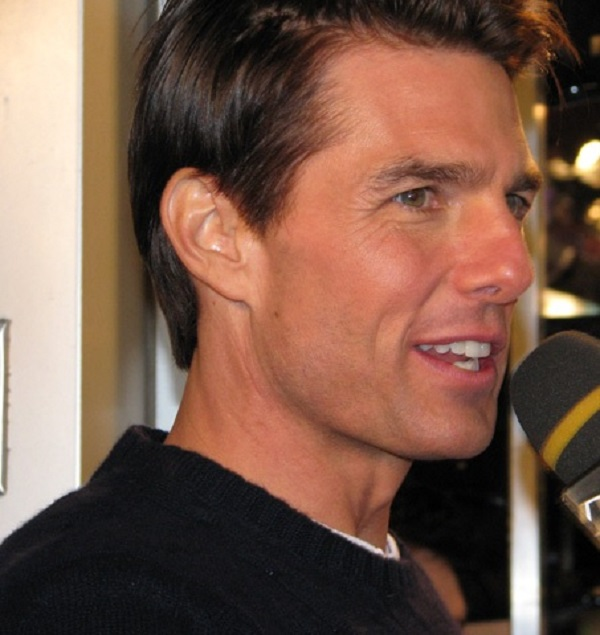 Did you know Tom Cruise never took acting lessons?