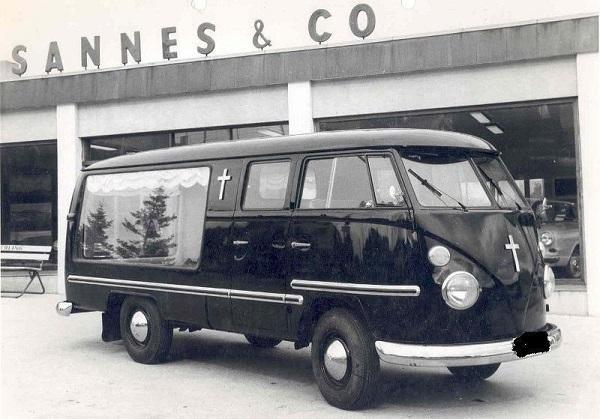 Volkswagen T1 Hearse