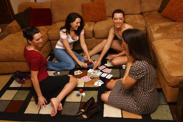Try a Poker Night