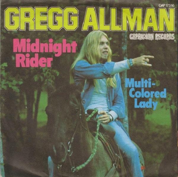 The Midnight Rider: Gregg Allman's Story - 2014