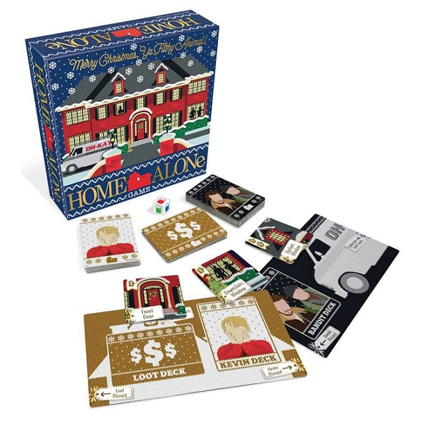 Home Alone Board Game