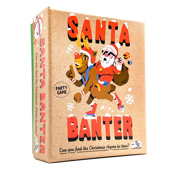 Santa Banter Party Game