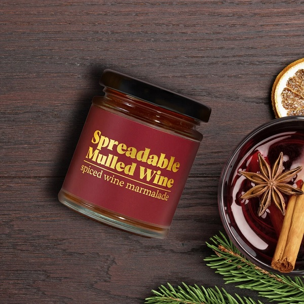 Spreadable Mulled Wine