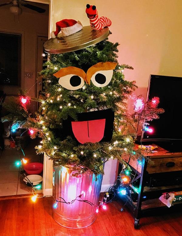 Oscar The Grouch - Sesame Street