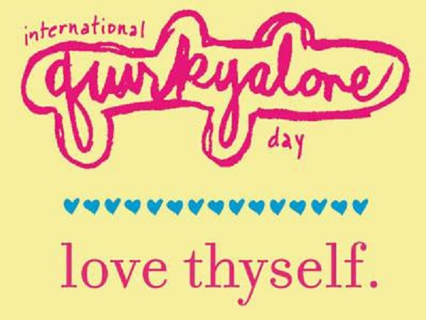 Have A Quirkyalone Day