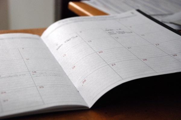 Make a Study Schedule