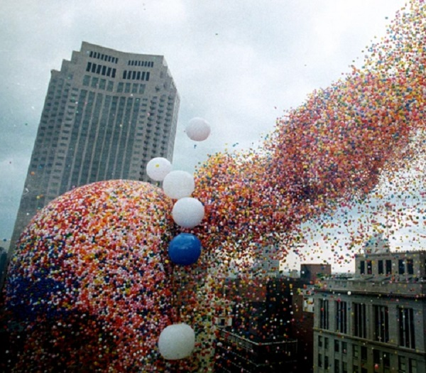 The Most Balloons Released At A Time