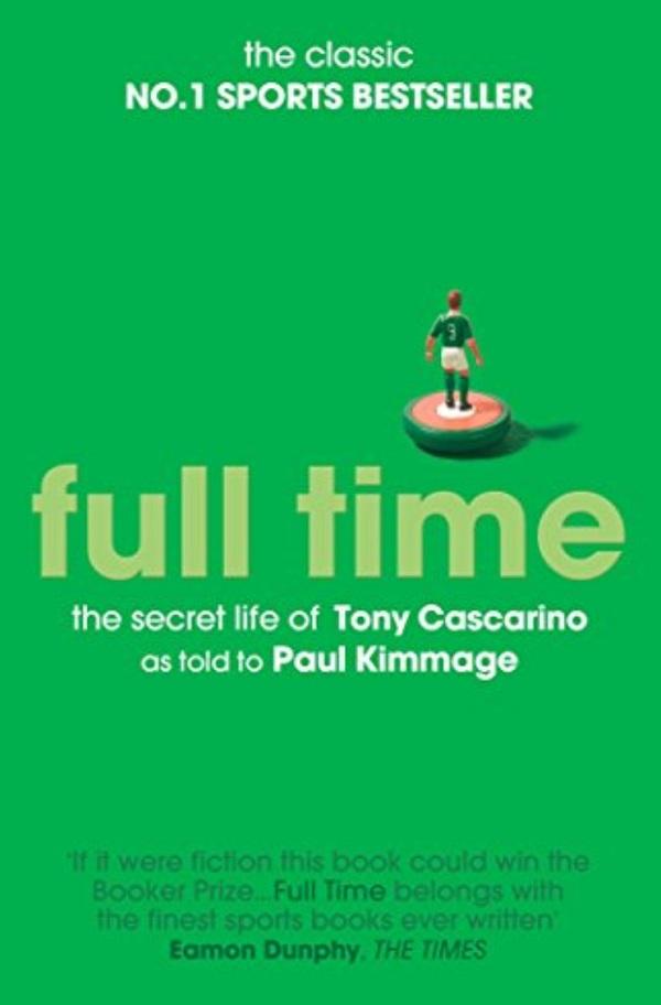 Full Time – Tony Cascarino/Paul Kimmage
