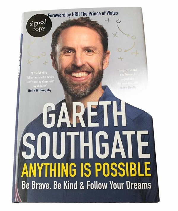 Anything Is Possible – Gareth Southgate